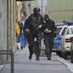 A TEK segítségével fogtak el egy rablásra készülő férfit Budapesten