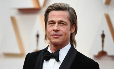 Brad Pitt az Oscar-gála első nyertese