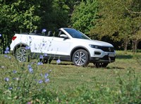 A legőrültebb Volkswagen - kipróbáltuk a T-Roc kabriót