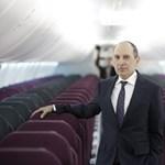 """""""Erre csak egy férfi képes"""" - vérig sértette a nőket a Qatar Airways vezetője"""