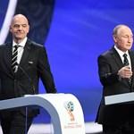 A Magyar Idők egy KRESZ-táblából bebizonyította: Oroszországban tiltják a focit