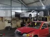 Bérelt autókból lopták ki a katalizátorokat egy Illatos úti autószerelőnél