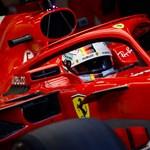 Igen agresszív stratégiát választott a Ferrari a Hungaroringre