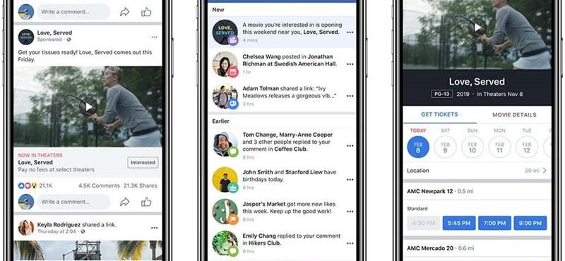 Jön egy új reklámfajta a Facebookra, de ezt alighanem imádni fogja