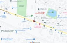 Baleset miatt lezárták a ferihegyi repülőtérre vezető gyorsforgalmi utat