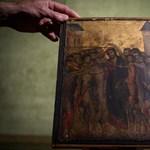 Kétmilliárdot érő ritka festményt talált egy francia nő a saját konyhájában