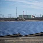Átadták Magyarország legnagyobb naperőművét