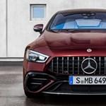 Felfrissült a 4 ajtós Mercedes-AMG GT, a 800+ lóerős verzióra picit még várni kell