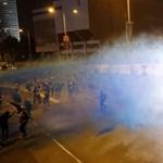 Brutális tüntetésre számítanak ma Hongkongban