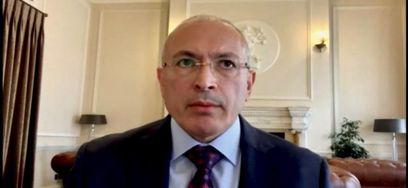 Hodorkovszkij: Putyinnak vannak forrásai Merkel belső köreiben is