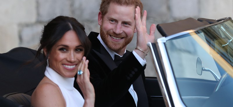 Tökéletes dalt választott az első tánchoz a hercegi pár