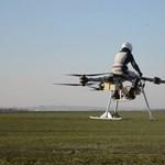 Magyarok csinálják a zseniális drónbiciklit – videó