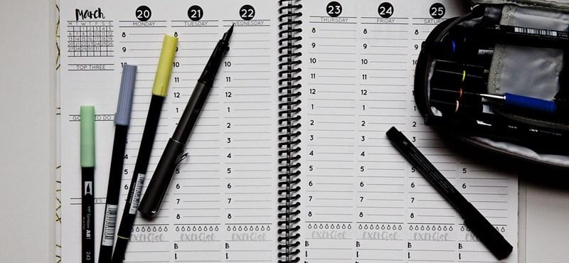 Így élheted túl a vizsgaidőszak utolsó napjait: öt tipp, amellyel hatékonyabb lehet a tanulás