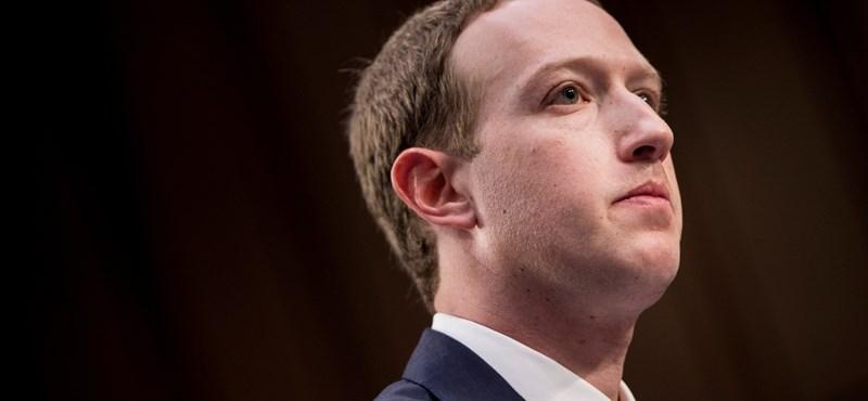 Túlélte Mark Zuckerberg a szavazást, ahol leváltották volna