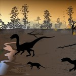 Forró talaj: merre jártak a dinoszauruszok 183 millió éve?