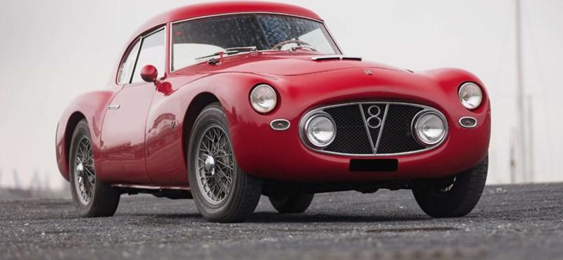 Fiatból is van olyan, ami annyit ér, mint egy Ferrari