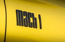 Magyarországon az új Ford Mustang Mach 1