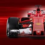 Ágaskodik az olasz paripa: megérkezett a 2017-es F1-es Ferrari