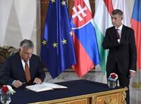 A cseh-magyar polip: Orbán és Babis kéz a kézben húzzák le Brüsszelt