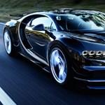 Bugatti: 480 km/h-ig nem gyorsulunk, de 450-ig igen
