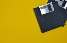 Az amerikai hadsereg 2019-ben eljutott oda, hogy kukázza a floppy lemezeket