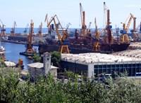 Tízszer annyi ammónium-nitrát áll egy román kikötőben, mint amennyi Bejrútot lerombolta