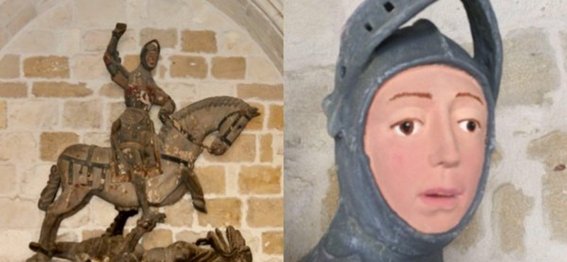 A Moncsicsi Jézus után újabb restaurálási katasztrófa borzolja a kedélyeket Spanyolországban