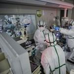 Kínában 43 ezer tünetmentes koronavírus-fertőzött maradhatott ki a hivatalos statisztikából