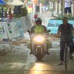 Papucsos civil keveredett a Tour de Hongrie versenyzői közé – videó