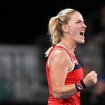 Babosék elődöntősök az Australian Openen