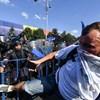 Bocsánatot kért a tüntetőktől a pénteki fellépés miatt a román csendőrség egyik parancsnoka