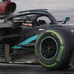 Hamilton behúzta a hetedik világbajnoki címet is