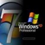 Hiába van itt a Win7, még mindig az XP a legnépszerűbb