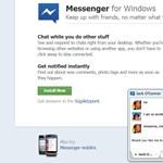 Letölthető a végleges Facebook Messenger a Windowsra