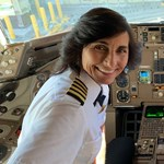 Imádja az internet az anya-lánya pilótapárost
