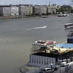 Megsérült egy sportoló a Duna Arénában