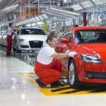 Ötvennél több pályakezdő szakmunkást vett fel az Audi Hungaria
