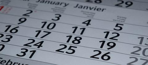 Legfontosabb határidők a keresztféléves felvételiben