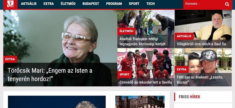 Lokál.hu: Elindult Habony új lapja
