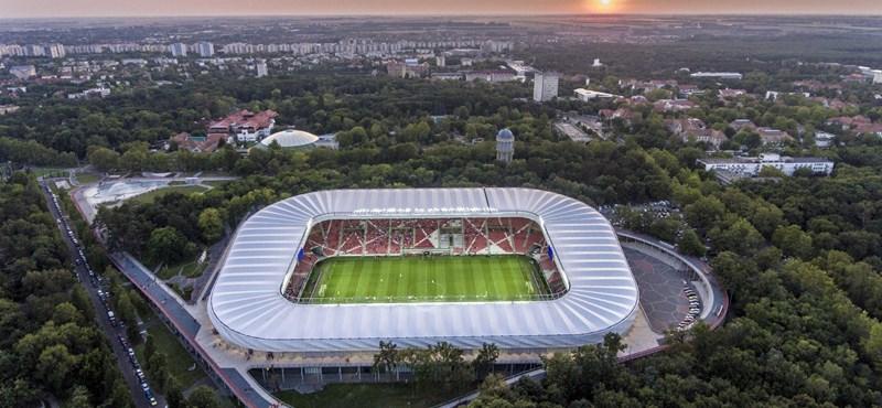 Négyezren bulizhatnak együtt a debreceni Nagyerdei Stadionban
