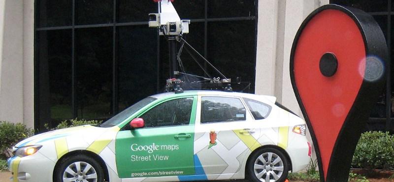 szeged google térkép Tech: Frissül a Google Street View Magyarországon, mutatjuk a