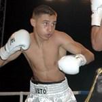 22 éves magyar profi bokszvilágbajnok