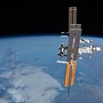Űrszemetet kell kikerülnie a Nemzetközi Űrállomásnak