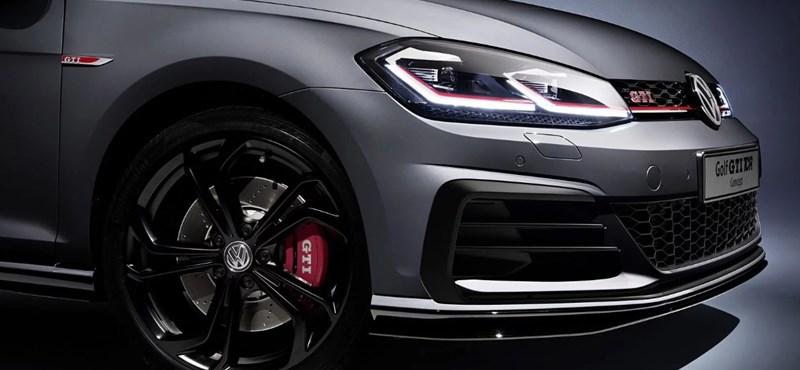 Olyan lesz az új VW Golf, mint egy négykerekű iPhone