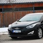 Hyundai i40 cw teszt: a minőségnek ára van
