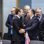 Macron már győzködni próbálja a visegrádiakat
