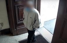 Elkapták a férfit, aki feltörte a perselyt egy józsefvárosi templomban