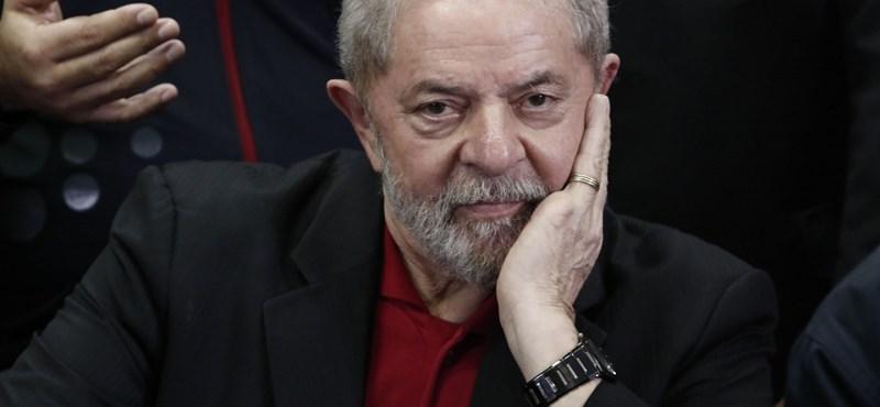 Nem engedte a bíróság, hogy a börtönben ülő brazil elnök újraindulhasson