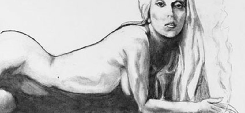 Fotó: az eBayen árulják Lady Gaga aktját