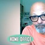 """Zacher Gábor a Home office-ban: """"Kell játszani az ágyszámokkal"""""""